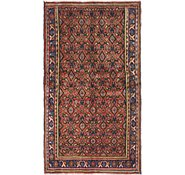 Link to 3' 4 x 6' Hossainabad Persian Rug