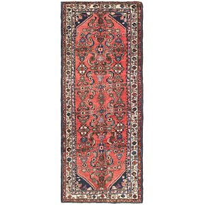 Link to 102cm x 235cm Hossainabad Persian Ru... item page