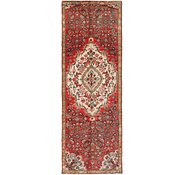 Link to 90cm x 255cm Hossainabad Persian Runner Rug