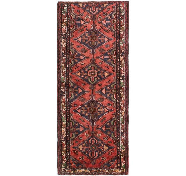 3' 7 x 8' 5 Chenar Persian Runner Rug