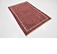 Link to 4' 3 x 6' 7 Hossainabad Persian Rug