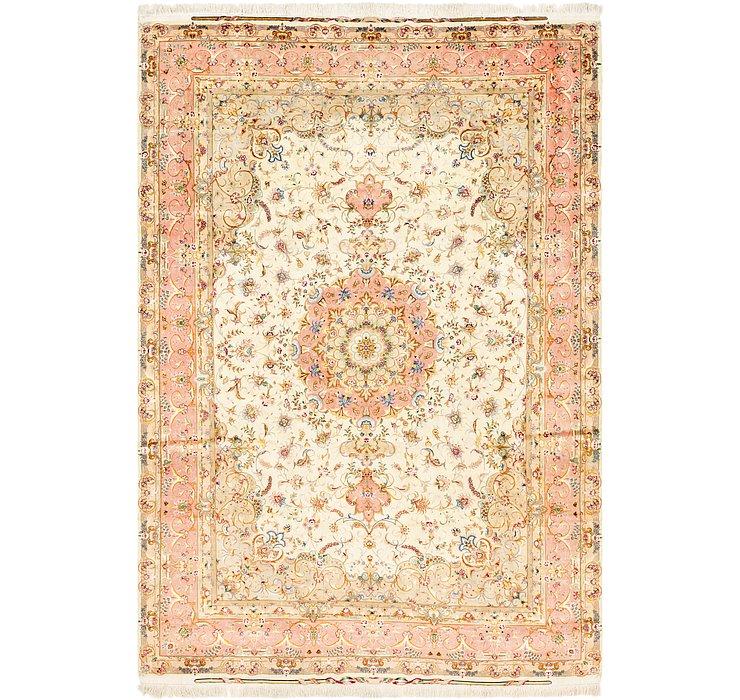 8' 2 x 12' Tabriz Persian Rug