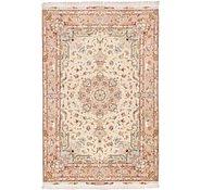 Link to 6' 6 x 10' Tabriz Persian Rug