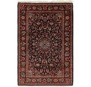 Link to 4' 7 x 7' Kashan Persian Rug