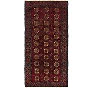 Link to 3' 6 x 7' 2 Shiraz Persian Runner Rug