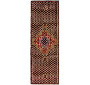 Link to 3' x 8' 7 Koliaei Persian Runner Rug