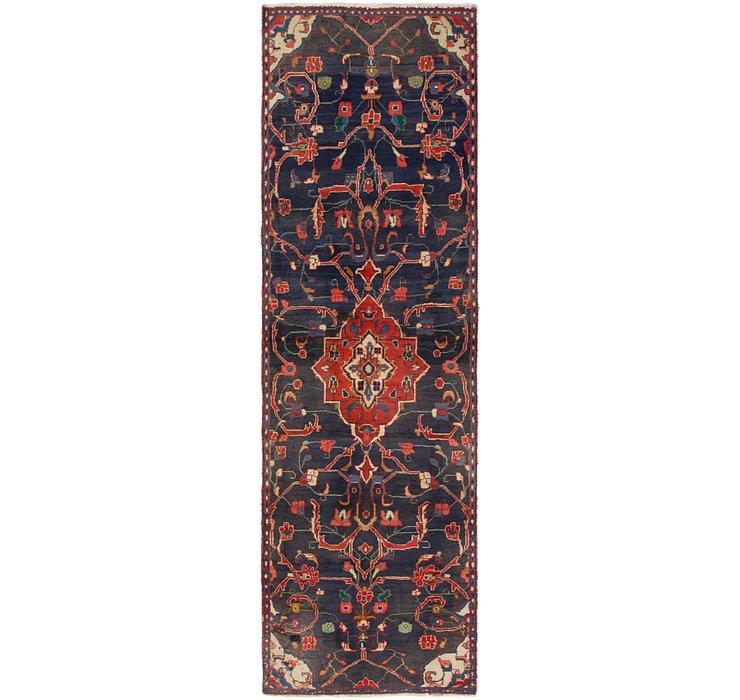 2' 9 x 9' 3 Mahal Persian Runner Rug