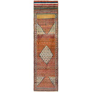 Link to 85cm x 328cm Farahan Persian Runner... item page