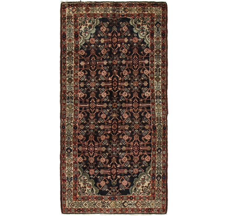 3' 8 x 7' 4 Malayer Persian Runner ...