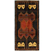 Link to 4' 3 x 8' 2 Sirjan Persian Rug