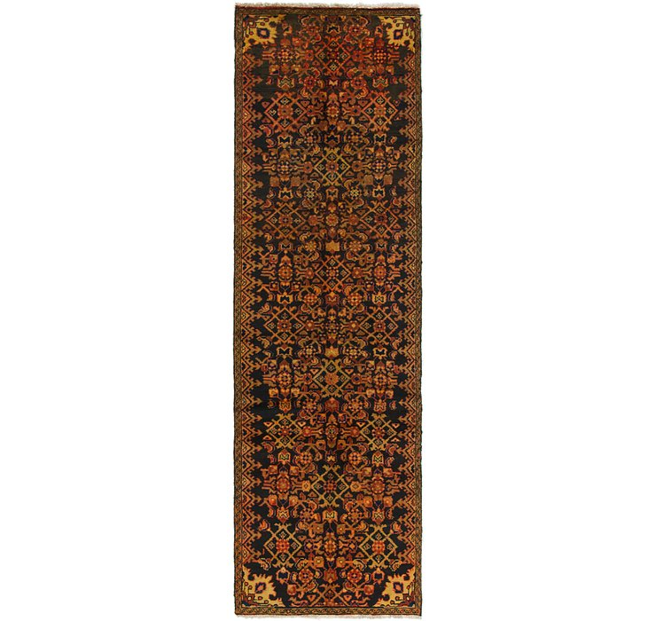 HandKnotted 2' 8 x 9' 2 Malayer Persian Runner ...