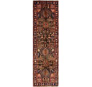 Link to 3' 4 x 12' Nahavand Persian Runner Rug