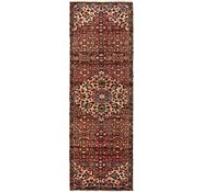 Link to 2' 7 x 8' 8 Hossainabad Persian Runner Rug