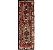 Link to 105cm x 330cm Meshkin Persian Runner Rug