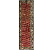 Link to 3' 3 x 12' 2 Tabriz Persian Runner Rug