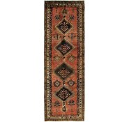 Link to 3' 2 x 9' 7 Shiraz Persian Runner Rug