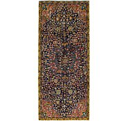 Link to 3' 8 x 8' 8 Hossainabad Persian Runner Rug