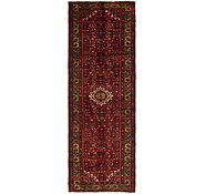 Link to 112cm x 340cm Hossainabad Persian Runner Rug