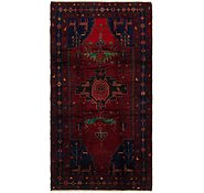Link to 5' 5 x 10' 3 Sirjan Persian Runner Rug