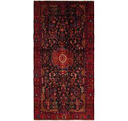 Link to 4' 9 x 9' 9 Nahavand Persian Runner Rug