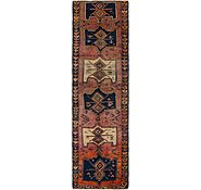Link to 3' 7 x 12' 8 Shiraz Persian Runner Rug