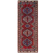 Link to 3' 4 x 9' 5 Shiraz Persian Runner Rug