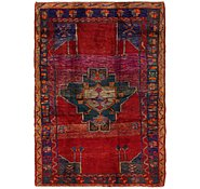 Link to 5' x 6' 9 Shiraz-Lori Persian Rug