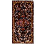 Link to 4' x 8' Nahavand Persian Runner Rug
