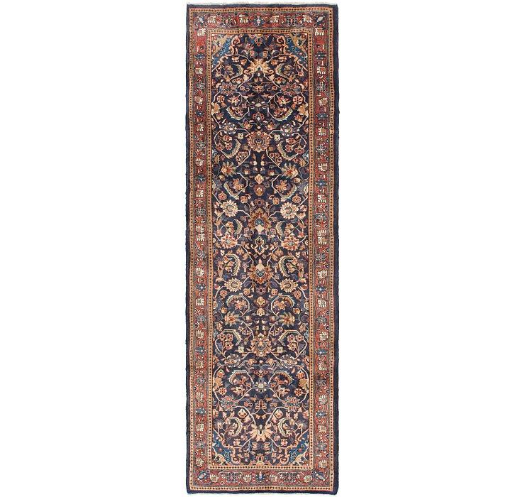 3' 8 x 12' 3 Mahal Persian Runner Rug