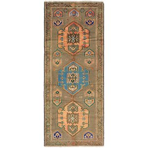 Link to 3' 4 x 9' Hamedan Persian Runner... item page