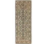 Link to 3' 6 x 9' 8 Mahal Persian Runner Rug