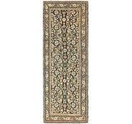 Link to 107cm x 295cm Mahal Persian Runner Rug