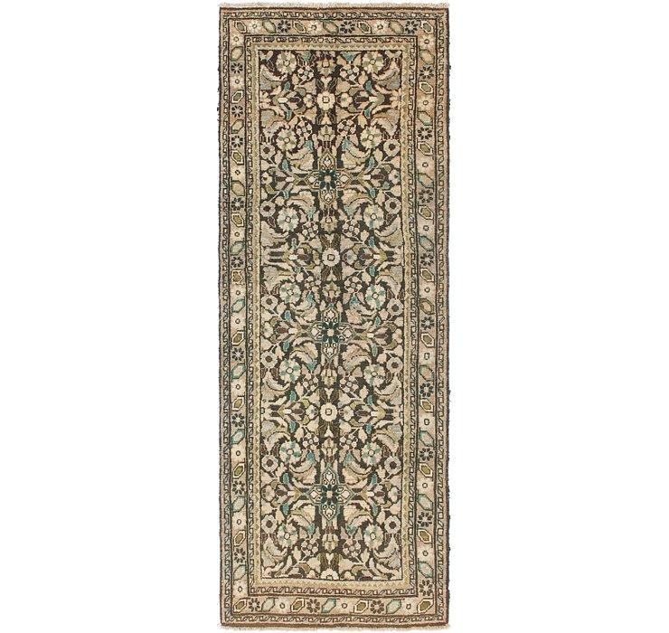 3' 6 x 9' 8 Mahal Persian Runner Rug