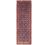 Link to 3' 7 x 11' Farahan Persian Runner Rug