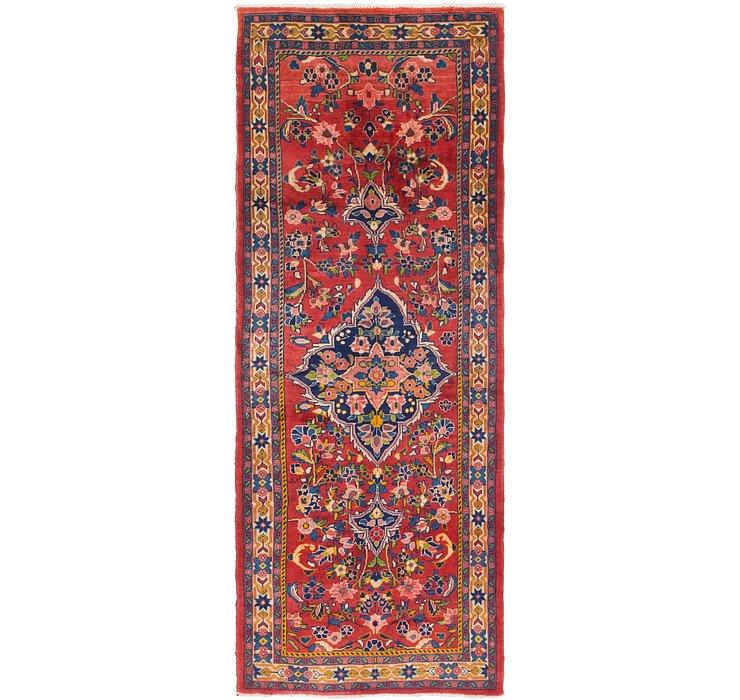 4' x 10' 5 Mahal Persian Runner Rug