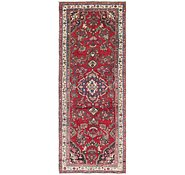 Link to 3' 6 x 9' 9 Hamedan Persian Runner Rug