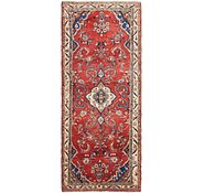 Link to 3' 9 x 9' 2 Hamedan Persian Runner Rug