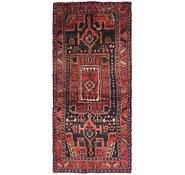 Link to 3' 7 x 8' 3 Zanjan Persian Runner Rug