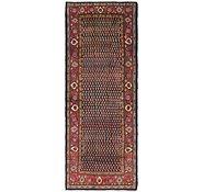 Link to 4' 2 x 11' Mahal Persian Runner Rug