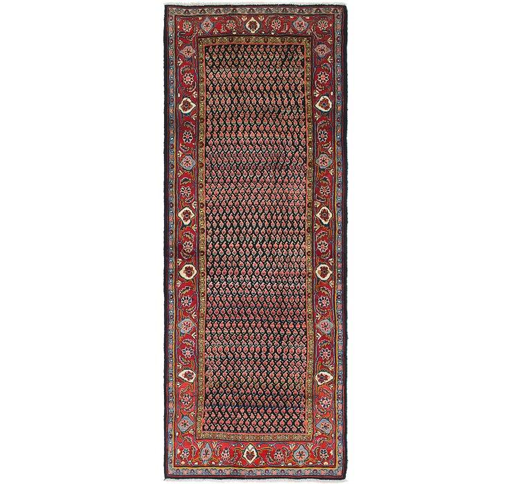 127cm x 335cm Mahal Persian Runner Rug