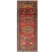 Link to 117cm x 297cm Khamseh Persian Runner Rug