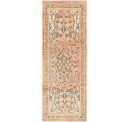 Link to 105cm x 305cm Mahal Persian Runner Rug