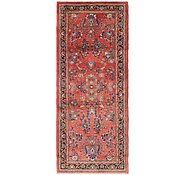 Link to 4' x 10' 3 Sarough Persian Runner Rug