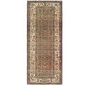 Link to 4' 3 x 10' 4 Hossainabad Persian Runner Rug