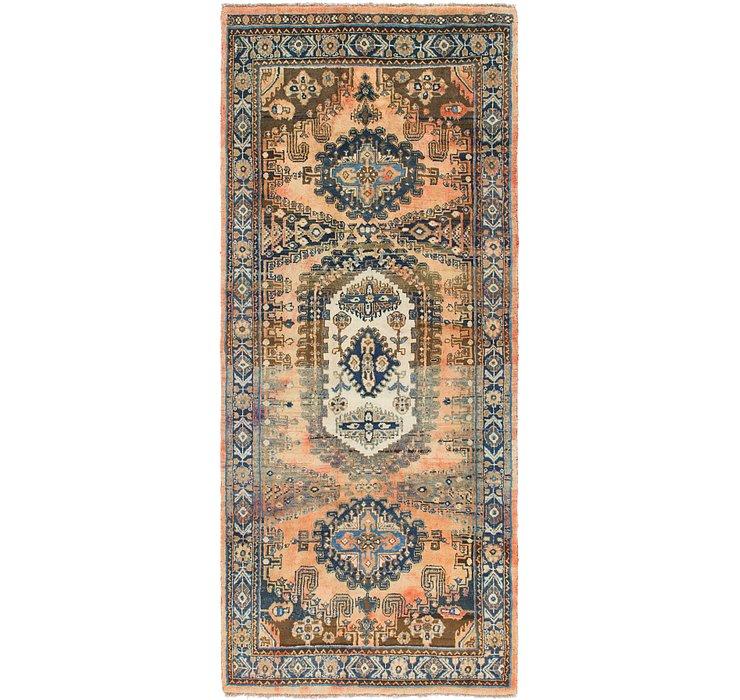 4' 4 x 10' 5 Viss Persian Runner Rug