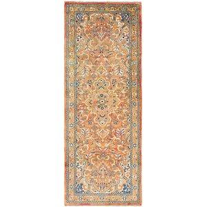 4' x 10' 8 Mahal Persian Runner Rug