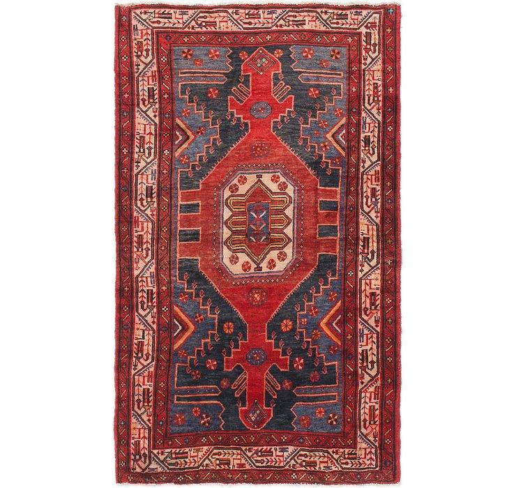 4' 4 x 7' Tuiserkan Persian Runne...