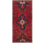 Link to 3' 4 x 7' Hamedan Persian Runner Rug
