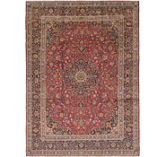 Link to 10' 7 x 14' 2 Kashan Persian Rug