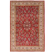Link to 8' 2 x 11' 9 Sarough Persian Rug